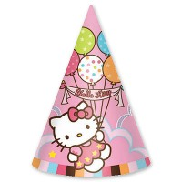 Колпак Hello Kitty, 8 штук