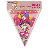 Гирлянда-вымпел Hello Kitty, 360 см