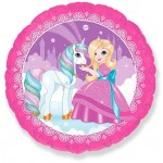 Круг принцесса Мия и единорог