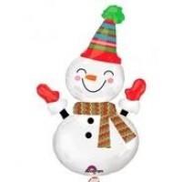 А 45 Фигура Снеговик Улыбка