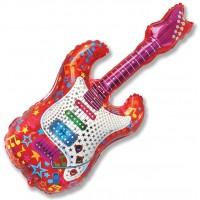 Гитара (красный)