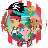 А 18 Круг Капитан Джейк и пираты